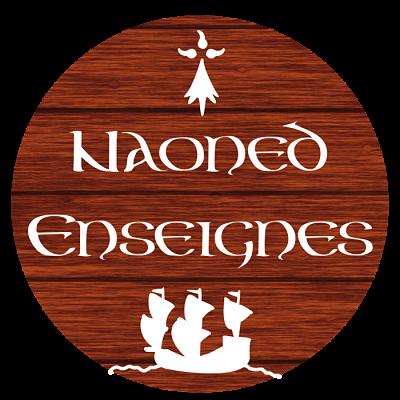 Logo Naoned Enseignes Nantes